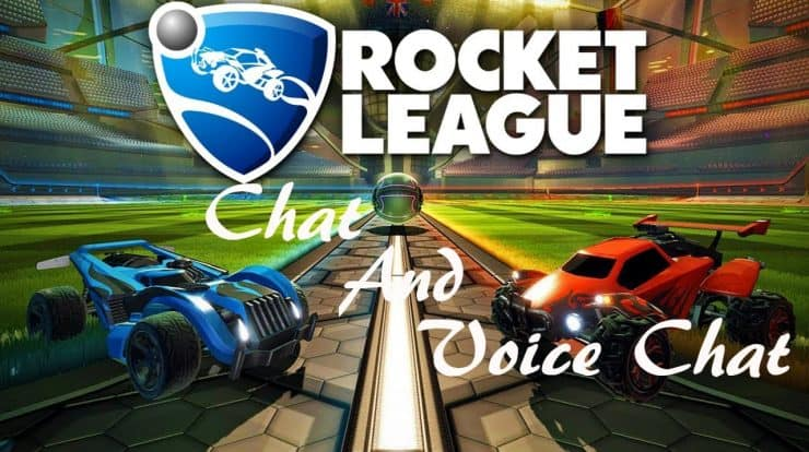 How To Voice Chat in Rocket League