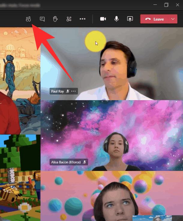 How to Spotlight Someone in Microsoft Teams