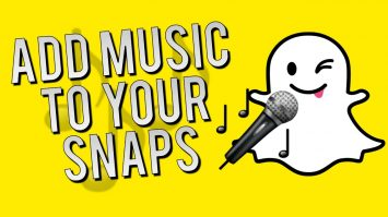How to add music to Snapchat on your iPhone