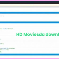 Moviesda 2020: Download Tamil HD Movies for Free