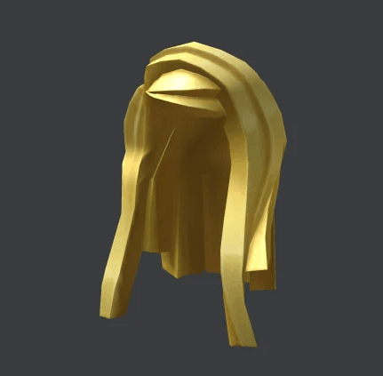 Free Roblox hair for models
