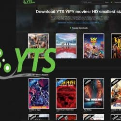 YTS 2020: Download All the Latest Movies For Free