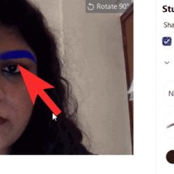 Zoom Studio Effects: How to Change Eyebrows, Lip Color, Mustache, and Beard with Filters