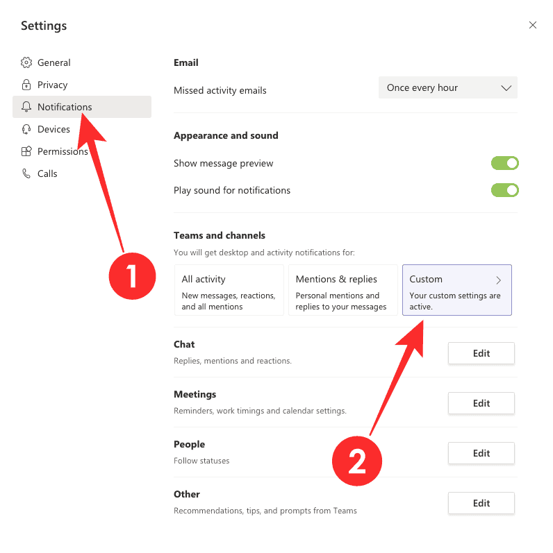 How to Disable Notifications on Microsoft Teams