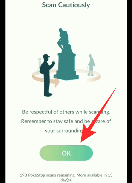 How to Scan PokéStop in Pokémon Go