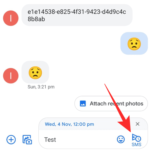 How to Schedule Messages on Google Messages