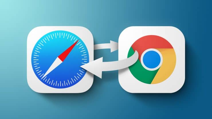How to set Chrome as the default browser