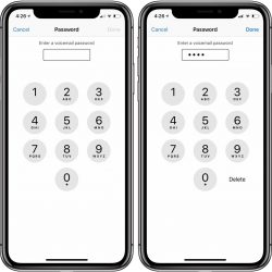 How to set Voicemail on iPhone
