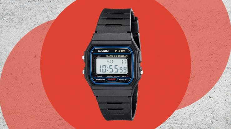 How to set a Casio watch