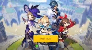 How to update Genshin Impact