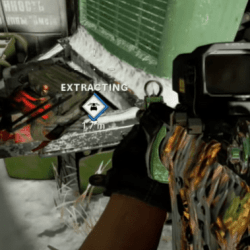 how to Exfil in Black Ops Cold War