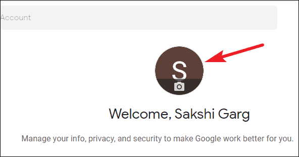 how to change your name and profile picture on Google Meet