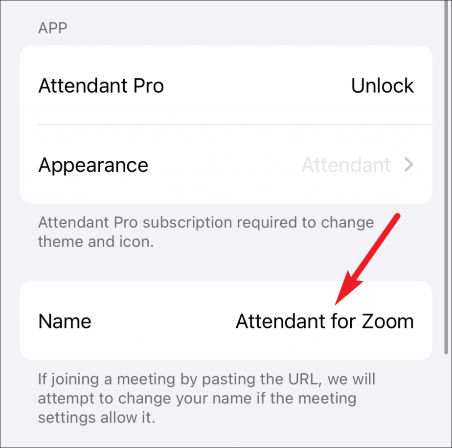 how to use Attendant for Zoom App