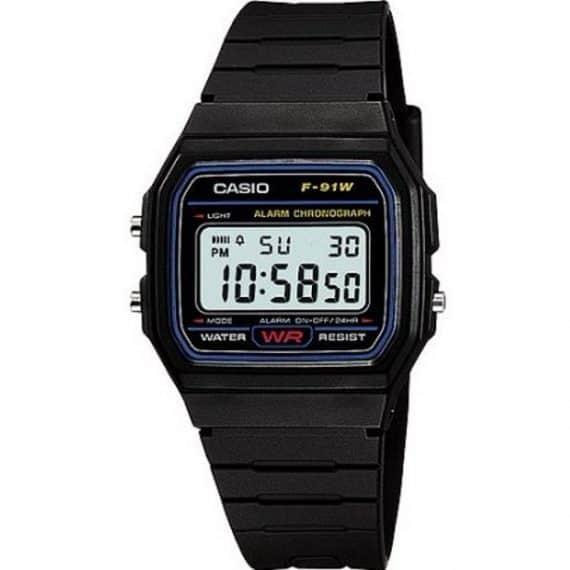 How To Set A Casio Digital Watch
