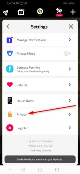 How to Delete Houseparty Account on Android