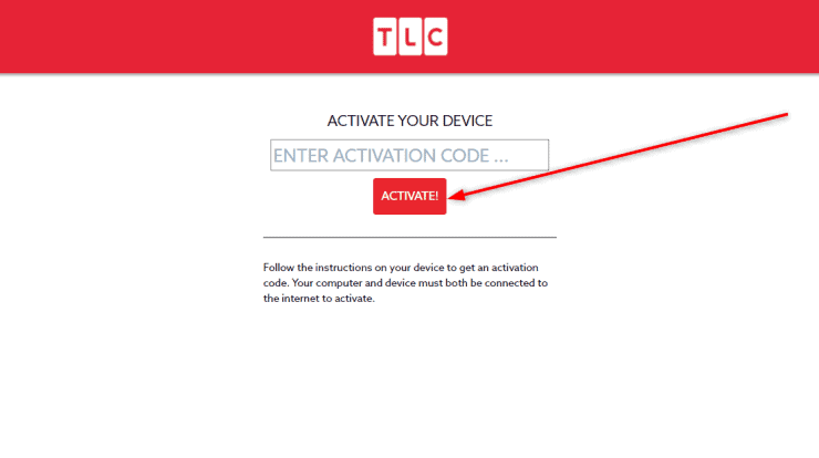 How to Activate TLC GO