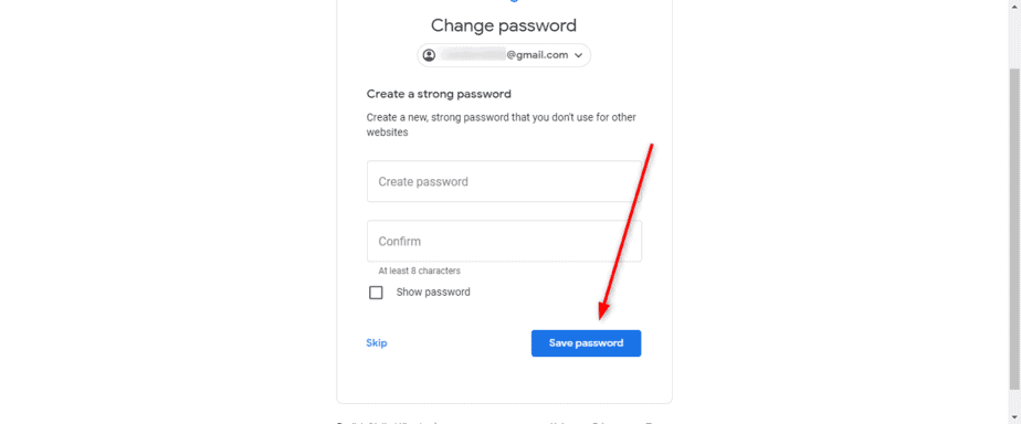 google account recovery date of birth