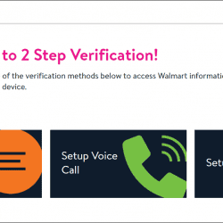 WMLink 2Step verification
