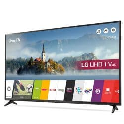 how to reset lg tv with no picture