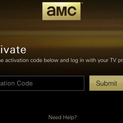 How to Activate AMC Streaming Service on a Smart TV