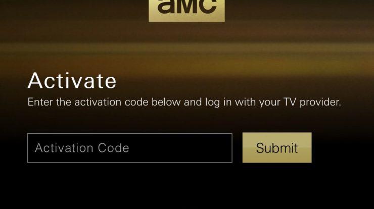 AMC.com Activate
