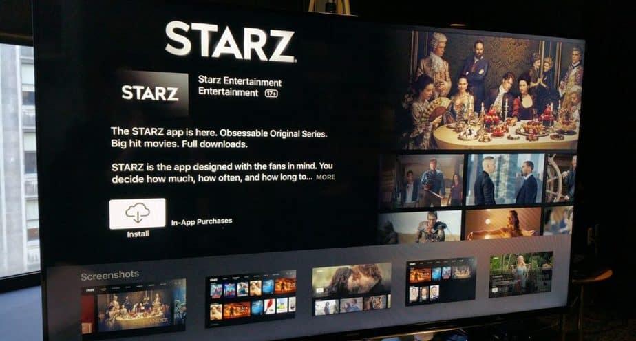Activate Starz