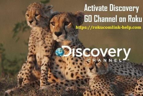Discovery.com Activate