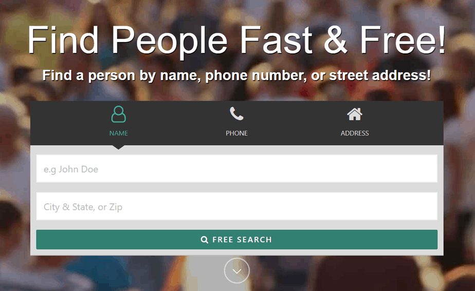 Fast People Search Removal