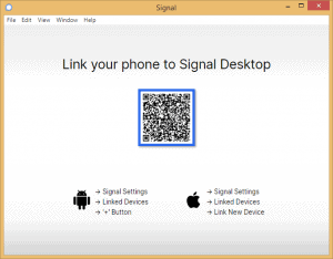How to Use Signal on PC