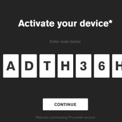 MTV.com Activate