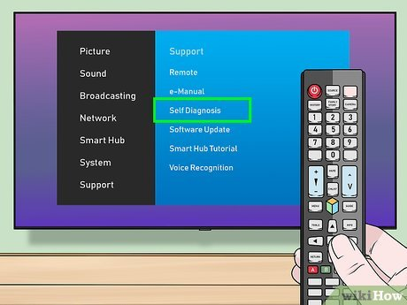 Samsung TV Secret Menu