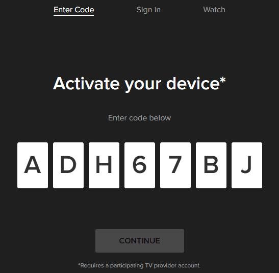 vh1 com activate