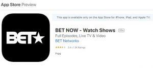 bet.com activate