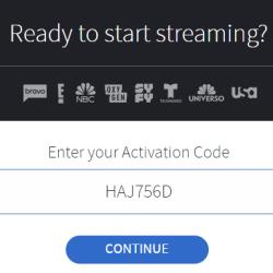 Go to NBC.com activate