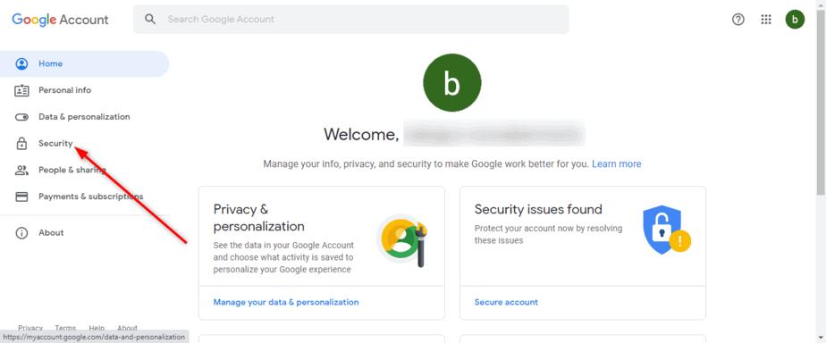 Google.com Device