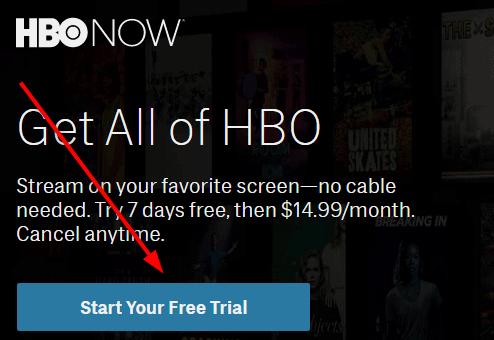 Hbonow.com TV code