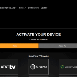 Ovationtv.com Activate
