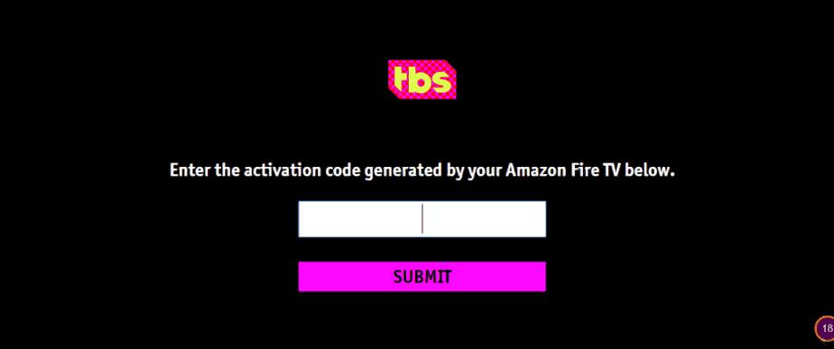 TBS.com Activate