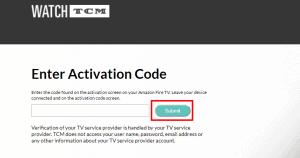 TCM.com Activate