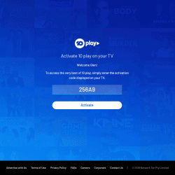 How to Activate and Get 10Play App on a Smart TV