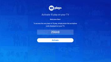 10Play.com.au/activate