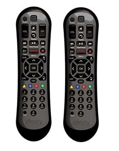Program Xfinity Remote XR2