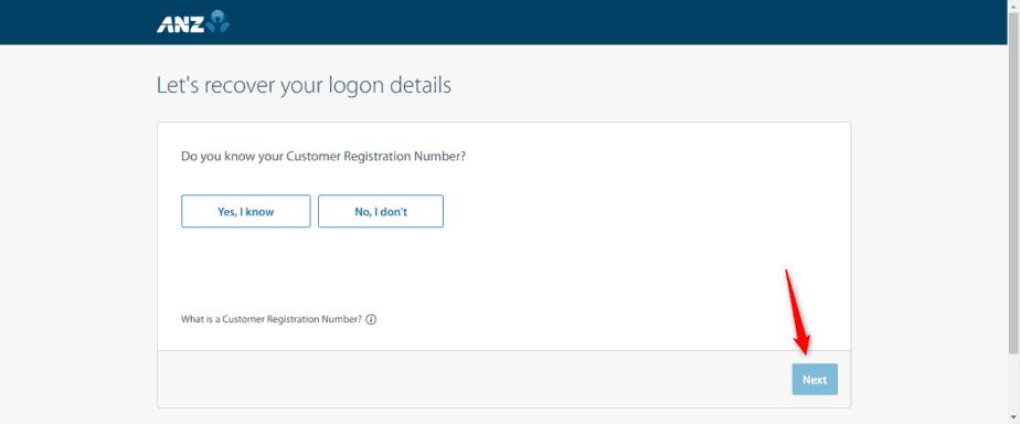 AZN internet banking login