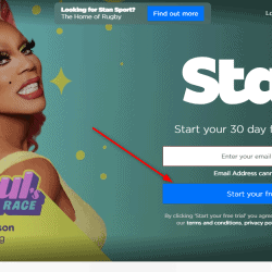 How to Start and Cancel Stan Free Trial