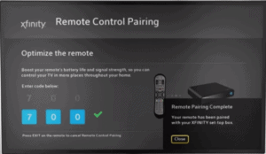Xfinity XR15 Remote Setup Using the Xfinity my Account App