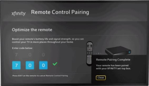 Xfinity XR15 Remote Setup Using the Xfinity my Account App