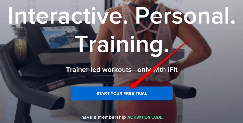 IFIT.com/activate