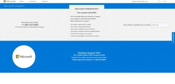 Pornographic virus alert from Microsoft