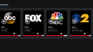NBC sign in with TV provider
