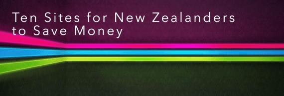 10 Sites to Save Money in New Zealanders